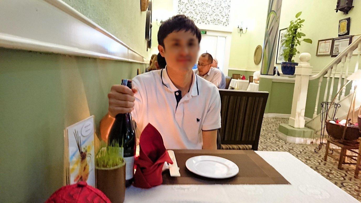 ホーチミン市内で最後の晩餐のお店「レモングラス」のメニュー5