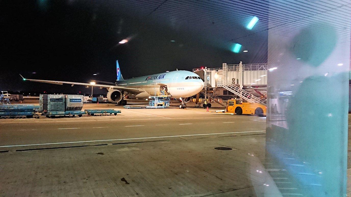 タンソンニャット国際空港でやっとベトジェットエアにチェックインしターミナル内に入る7