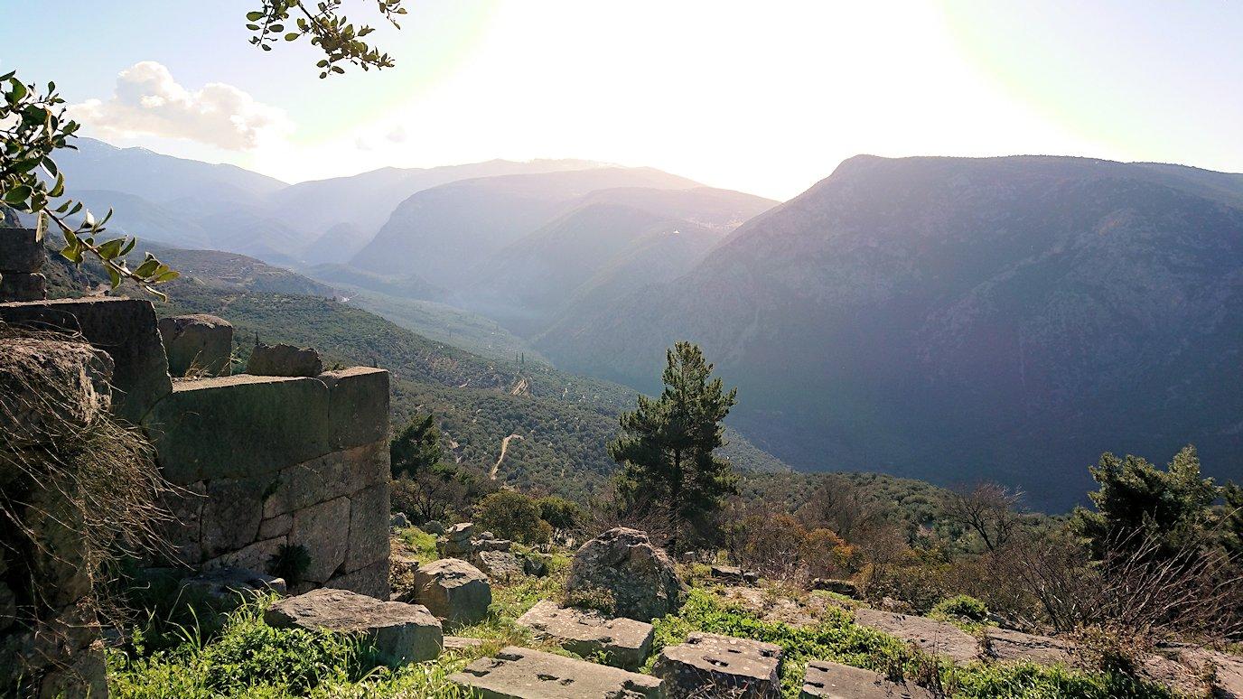 デルフィ遺跡の風景2