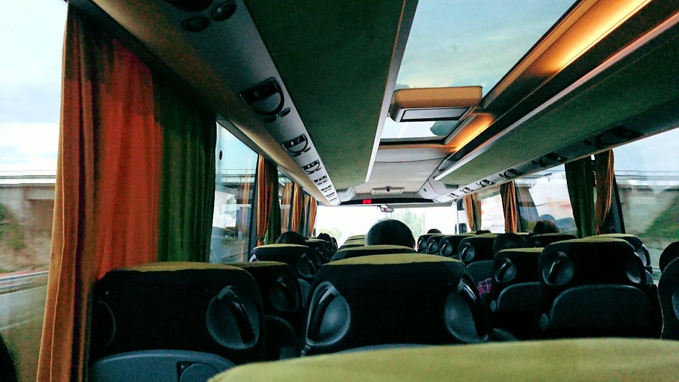 テルモピュライから再びバスでアテネに移動3