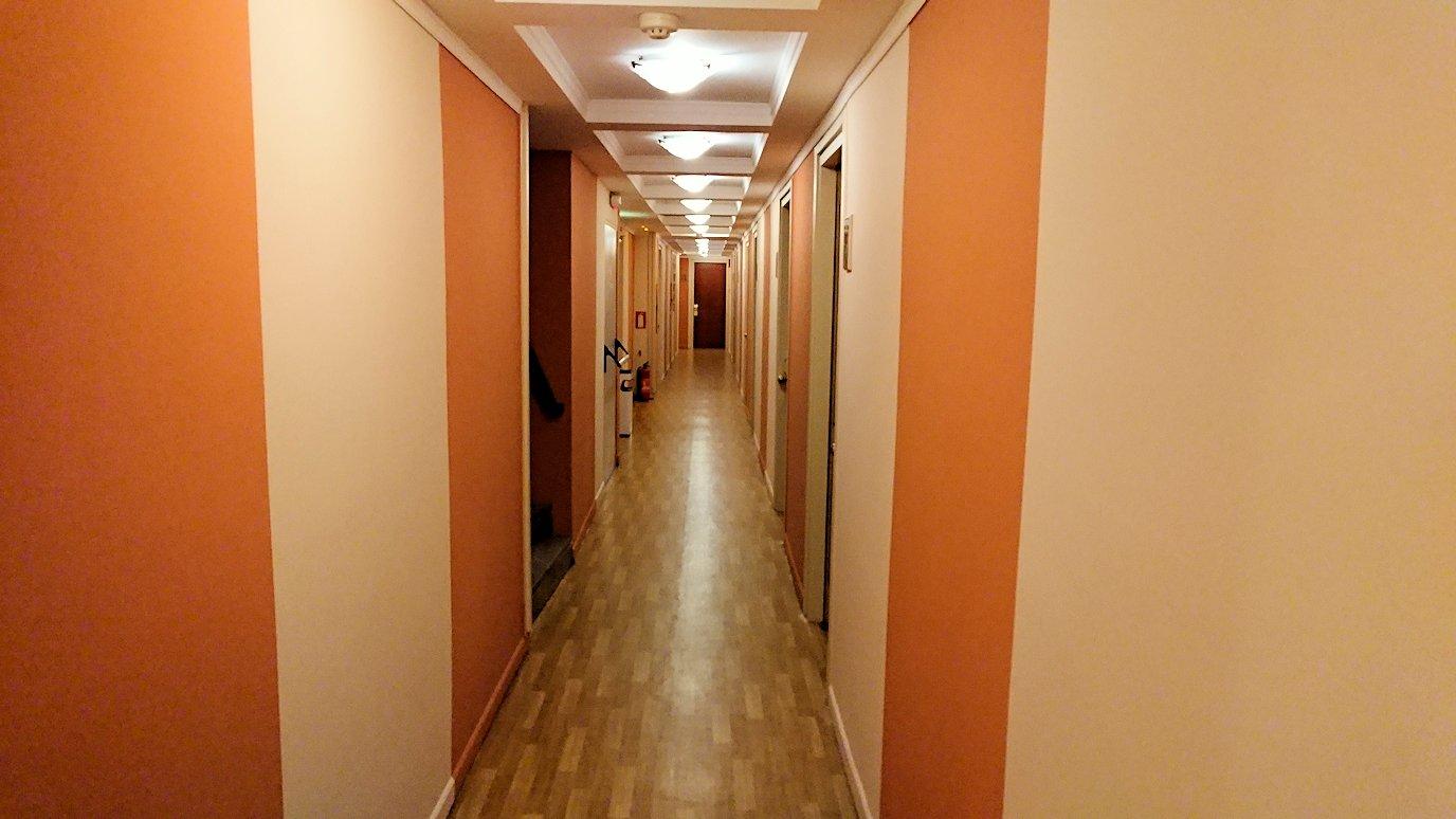 アテネのオスカーホテルの部屋の中4