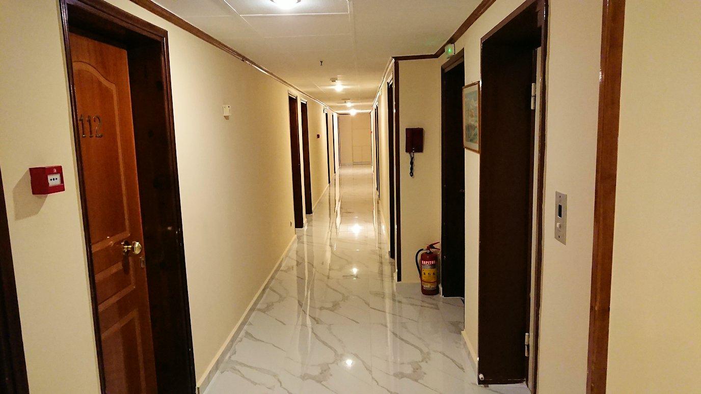 メテオラ地方のホテルの部屋の様子5