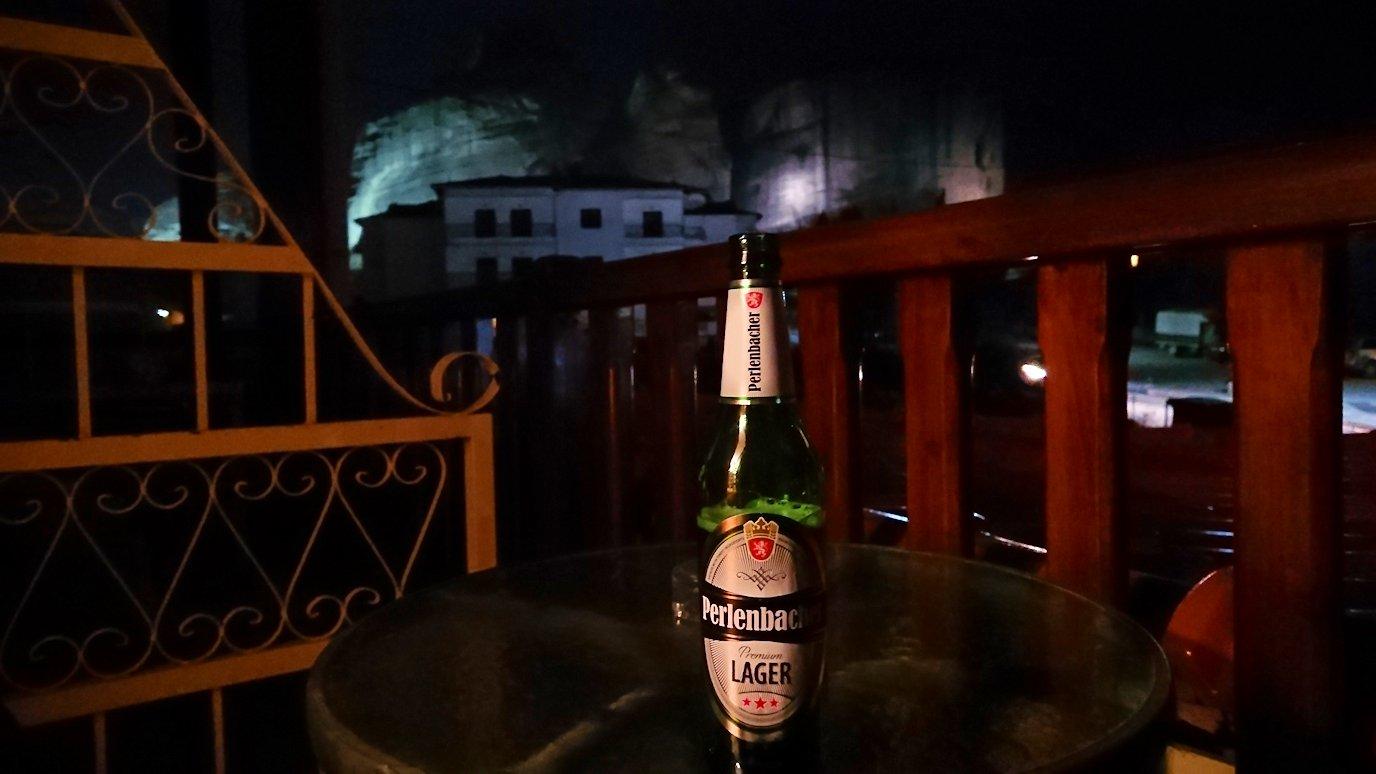 メテオラ地方のホテルの様子4
