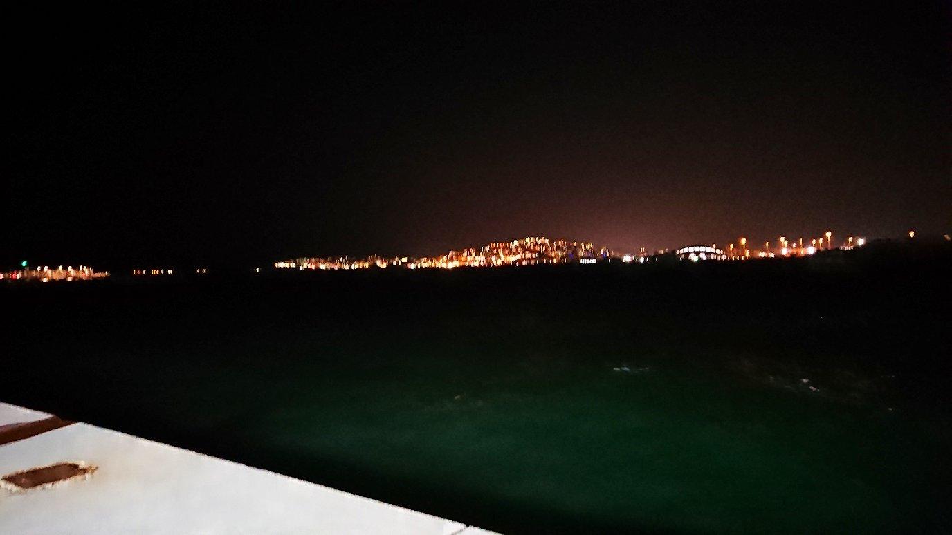 エーゲ海クルーズも終了し、アテネの港に帰還3