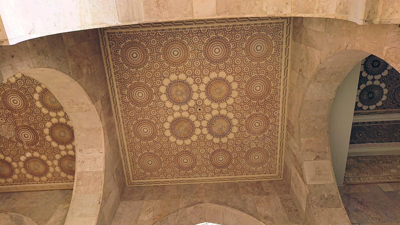 カサブランカのハッサン2世モスクを眺めてみる3