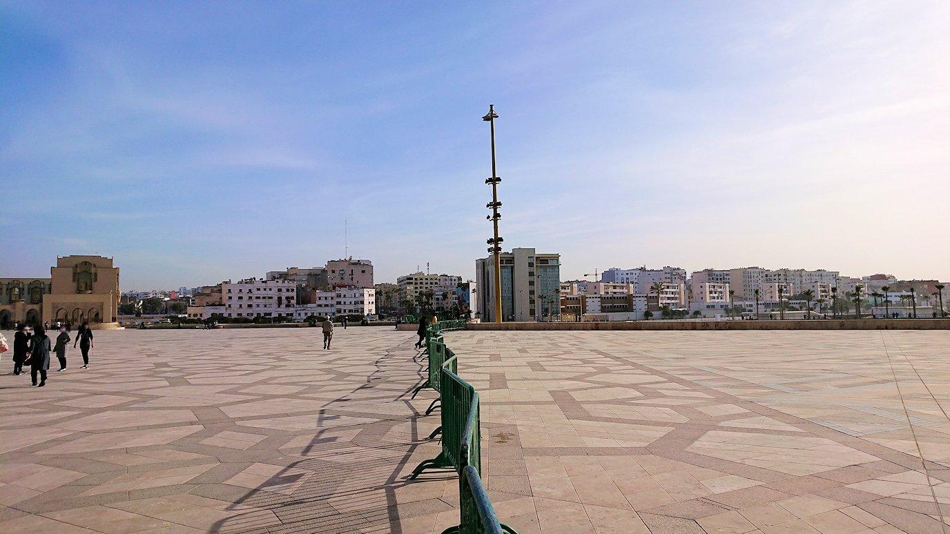 カサブランカのハッサン2世モスクを満喫する4
