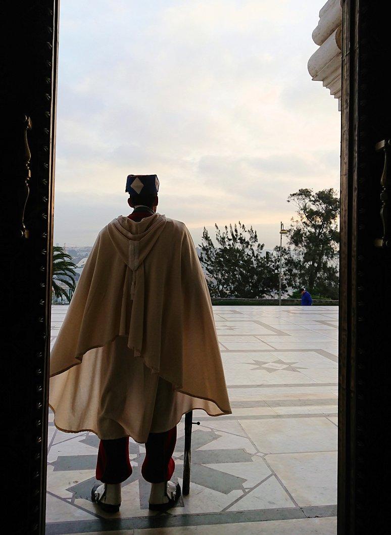 ラバトのムハンマド5世霊廟の中の景色4