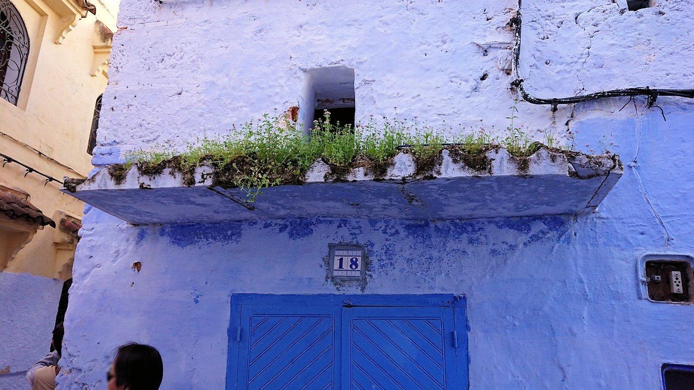 青い街シャウエンで青い壁の理由を探してみた景色2