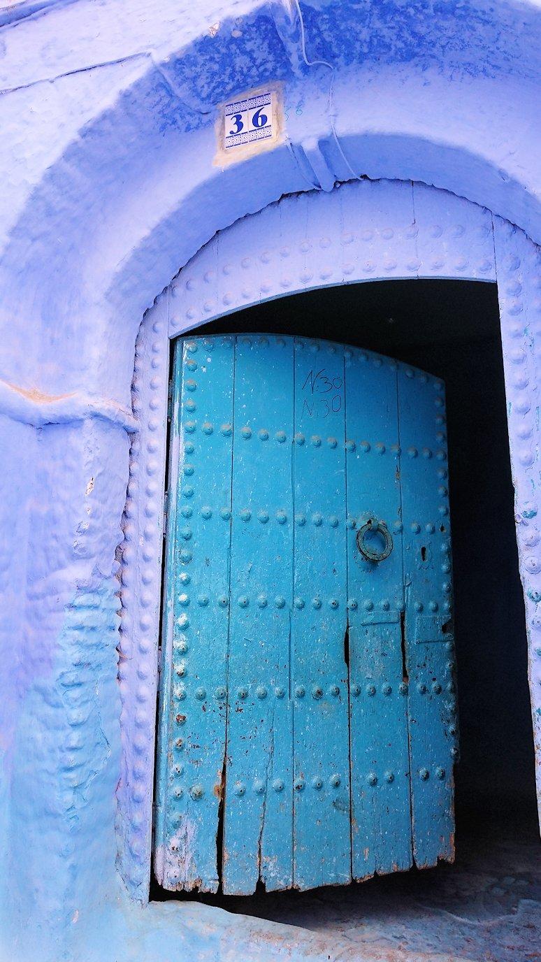 青い街シャウエンで青い壁の理由を探してみた景色5