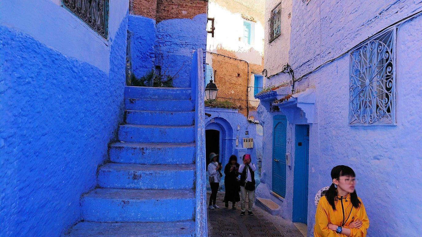 青い街シャウエンで青い壁の理由を探してみた景色7