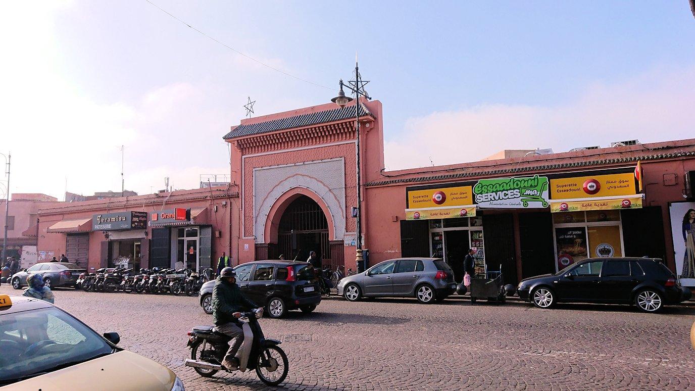 モロッコのマラケシュで旧市街地(メディナ)で見かけたもの4