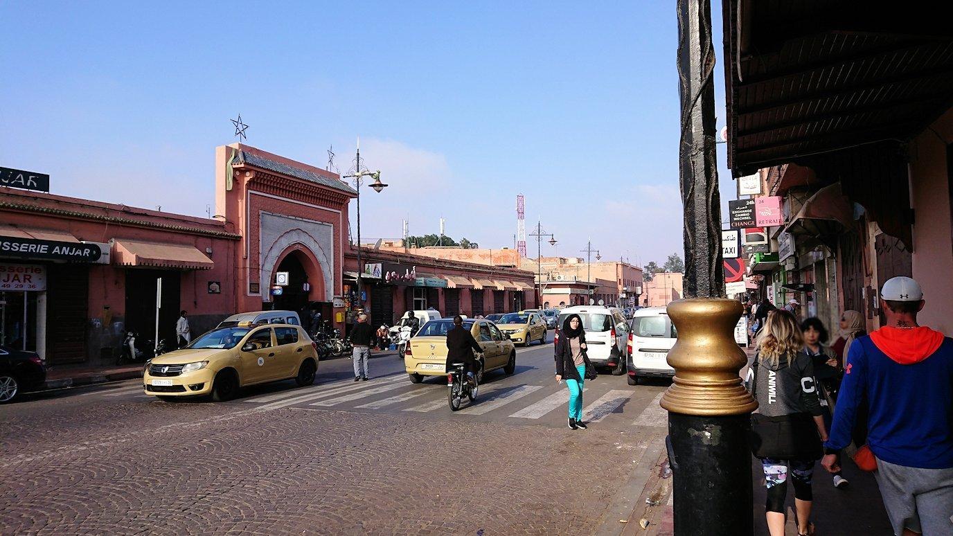 モロッコのマラケシュで旧市街地(メディナ)で見かけたもの5