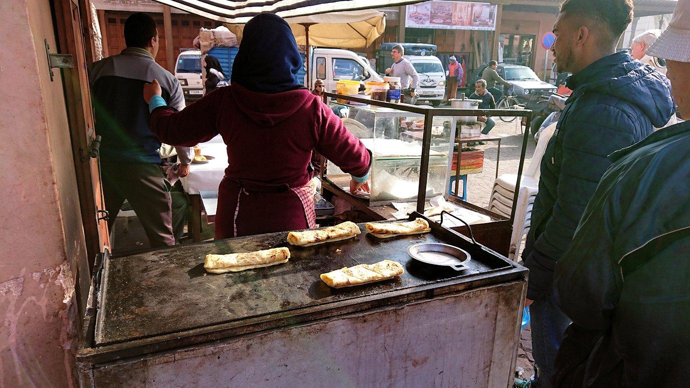 モロッコのマラケシュで旧市街地(メディナ)で見かけたもの6