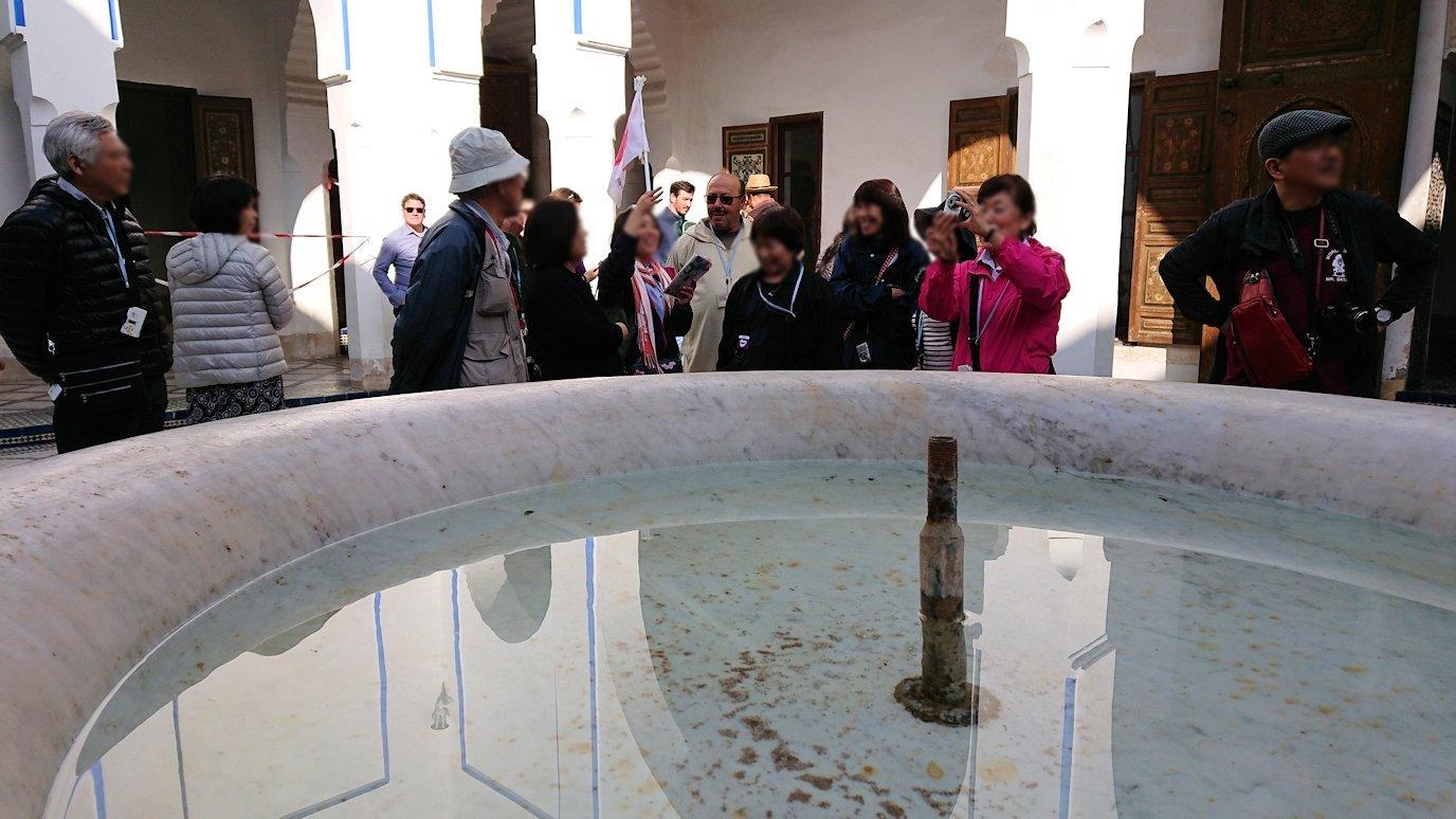 モロッコのマラケシュでバヒア宮殿を楽しく見学6
