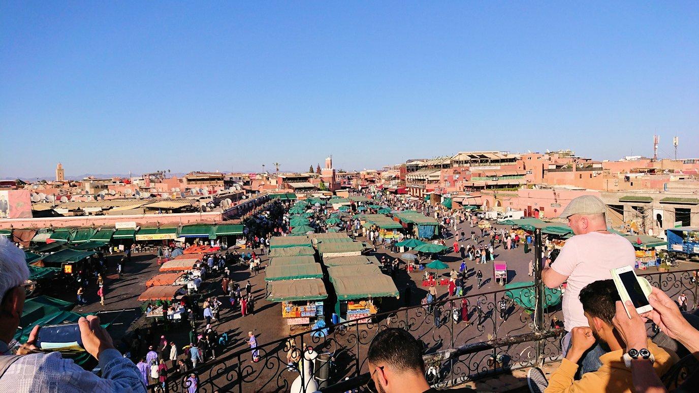 マラケシュのメディナ モロッコ