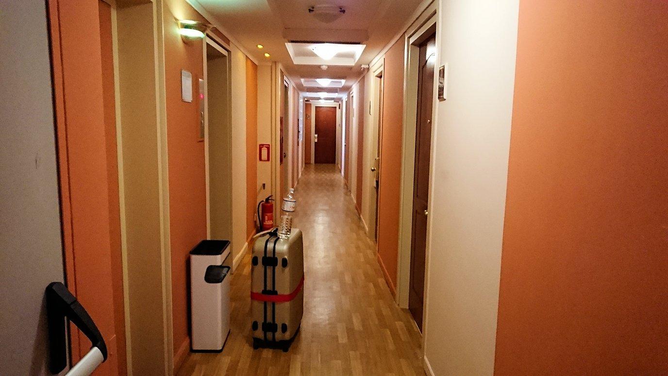 アテネのオスカーホテルをチェックアウト2