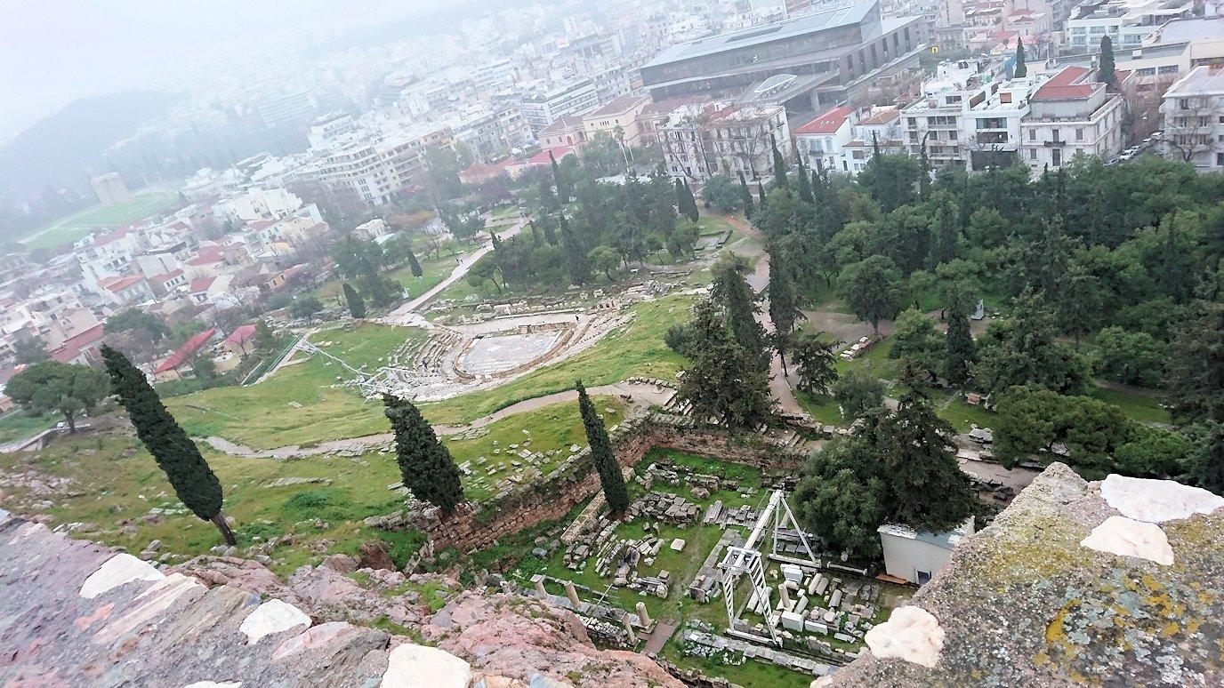 アクロポリス遺跡のパルテノン神殿を再び見てみる7