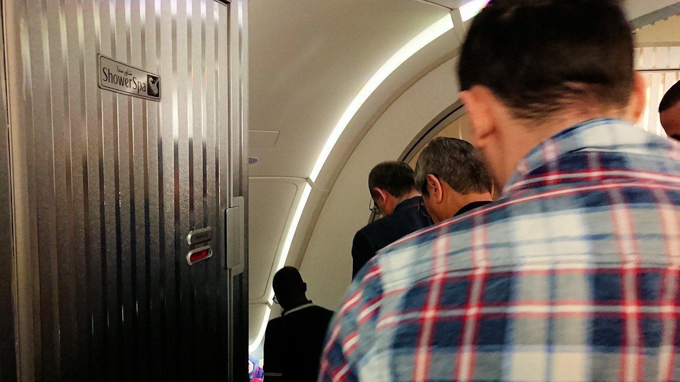 カサブランカに着いて飛行機を降ります7