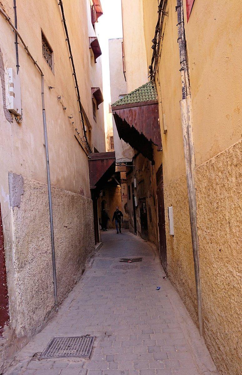 まだまだフェズの旧市街地を歩いていきます4