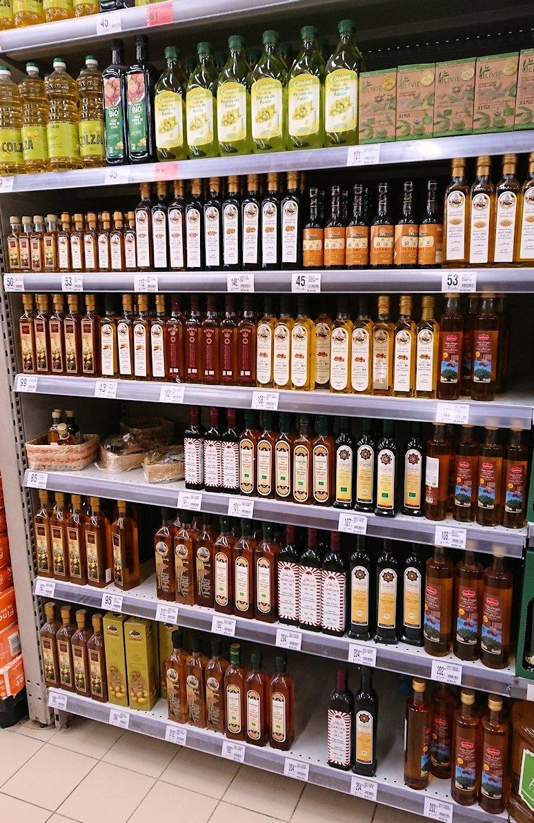 フェズのスーパーマーケットの様子3