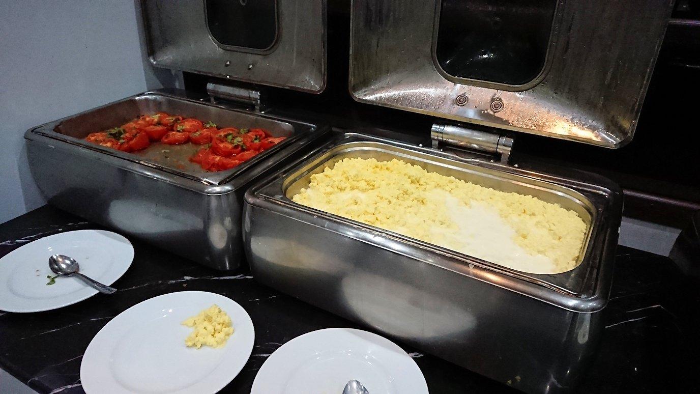 フェズのホテルの朝食2