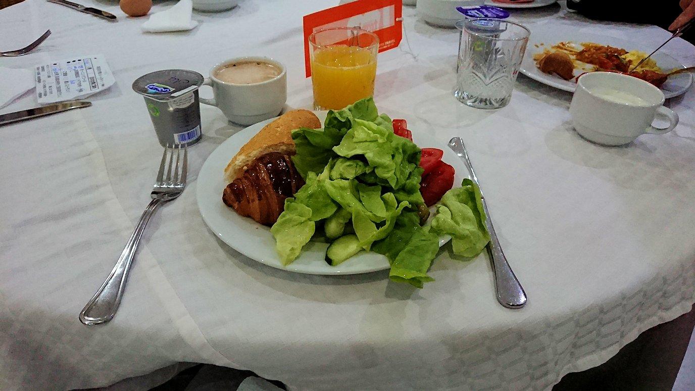 フェズのホテルの朝食3