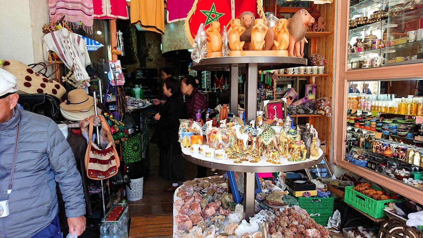 モロッコのイフレンの街を探索してみる2