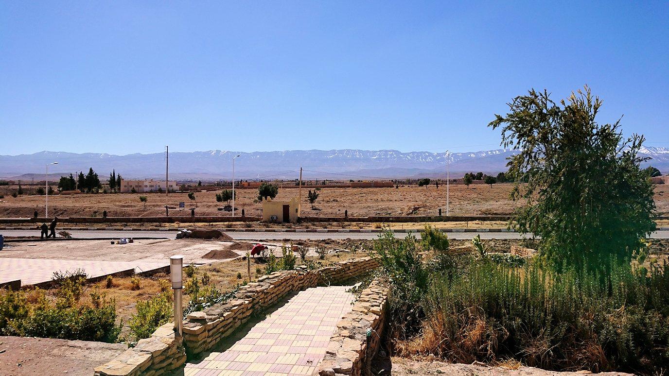 モロッコのミデルト付近の様子6