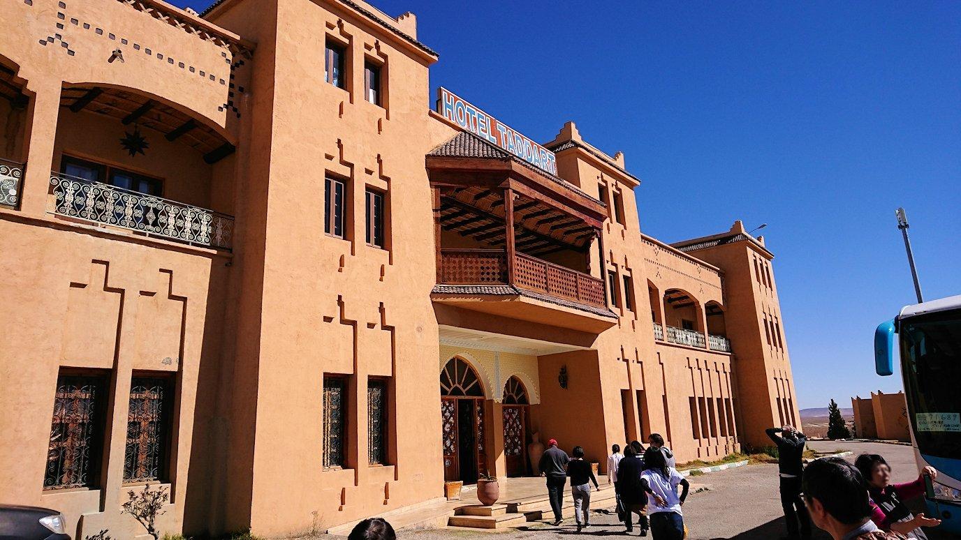 モロッコのミデルト付近の様子7