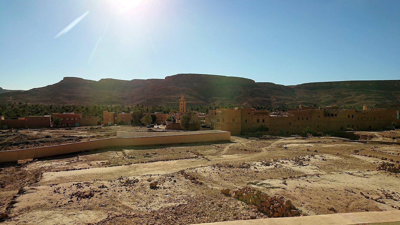 エルフードに向かう途中にあるオアシス地帯の景色9