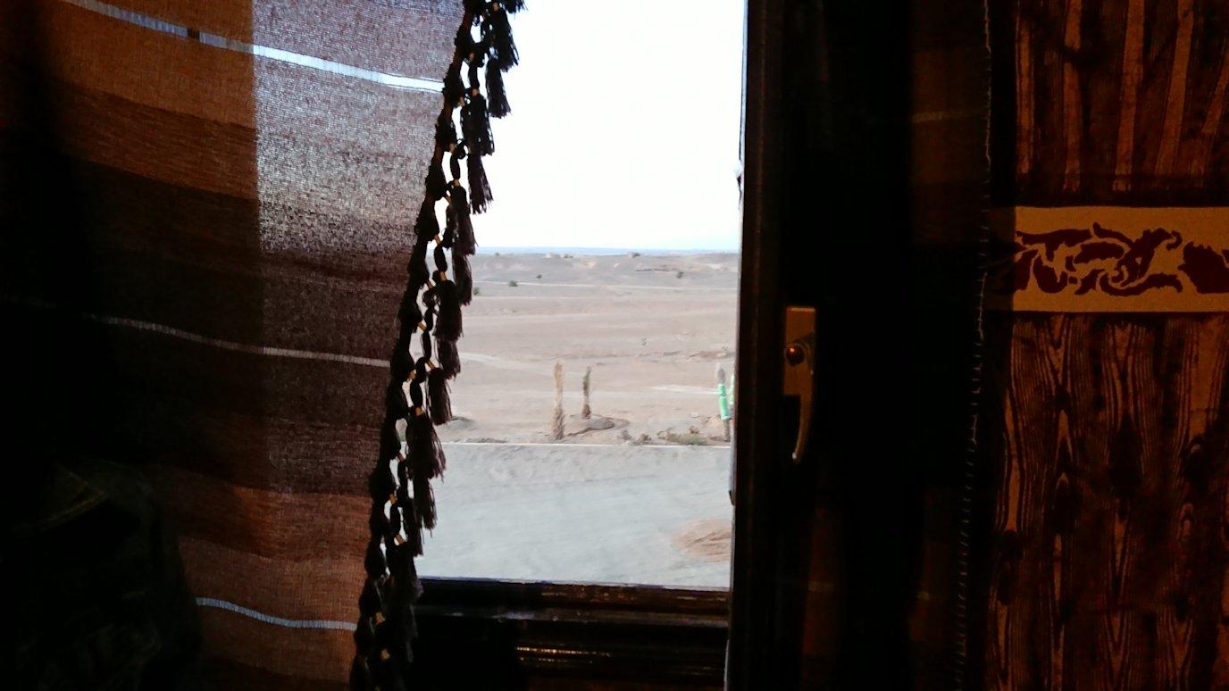 モロッコのメルズーガの砂漠ホテルでまったりと1