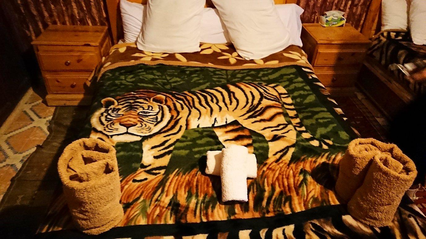 モロッコのメルズーガの砂漠ホテルでまったりと2