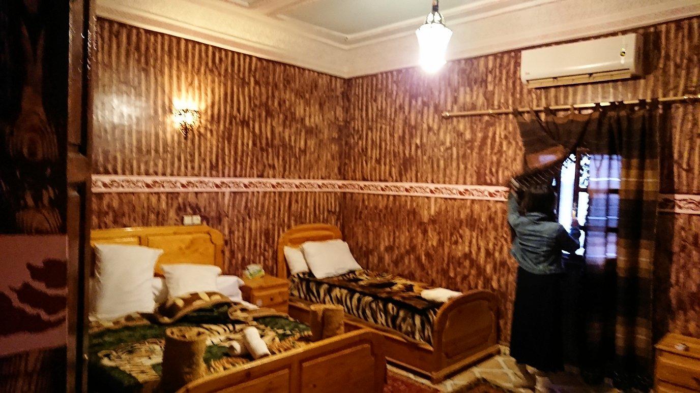 モロッコのメルズーガの砂漠ホテルでまったりと3