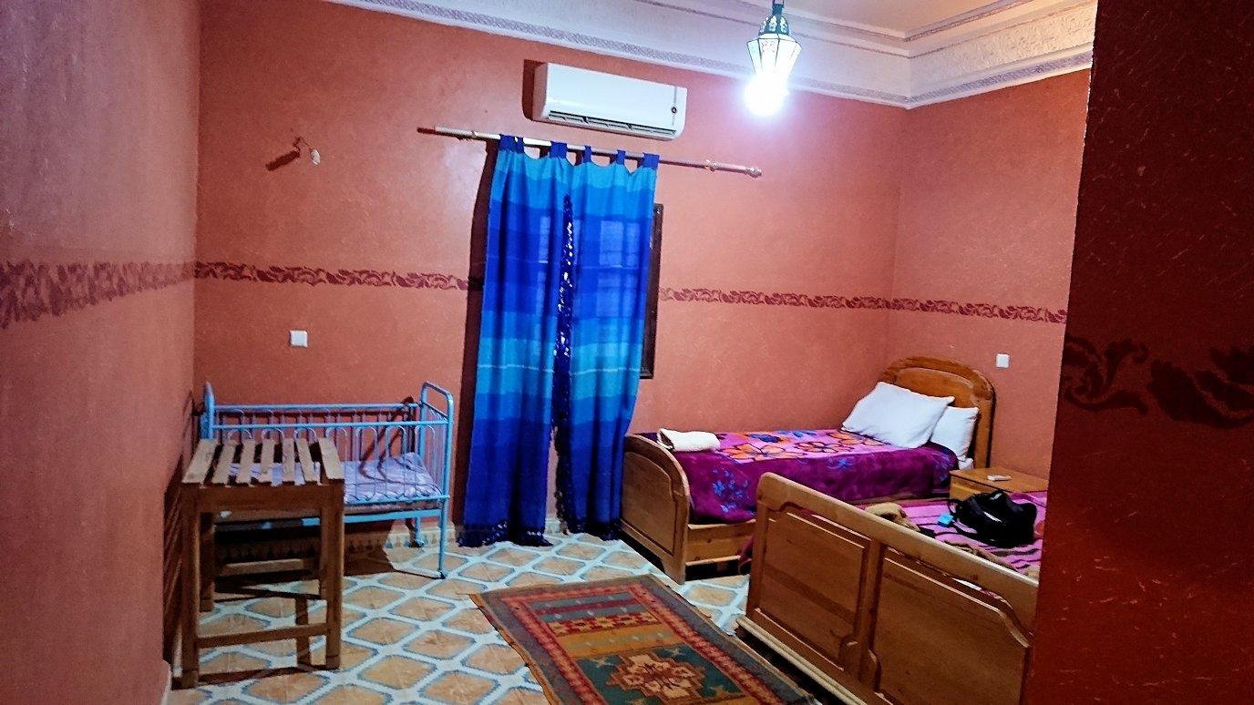 モロッコのメルズーガの砂漠ホテルでまったりと4