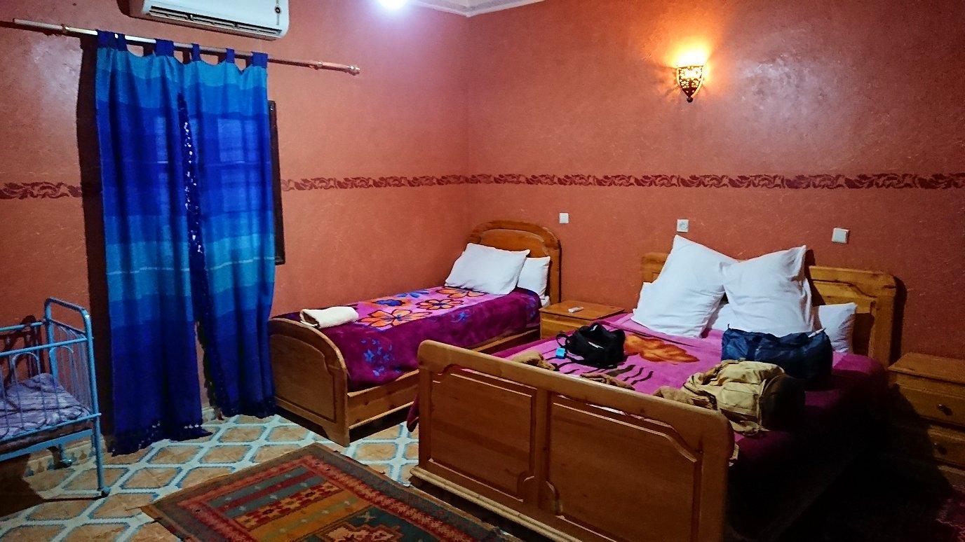 モロッコのメルズーガの砂漠ホテルでまったりと5