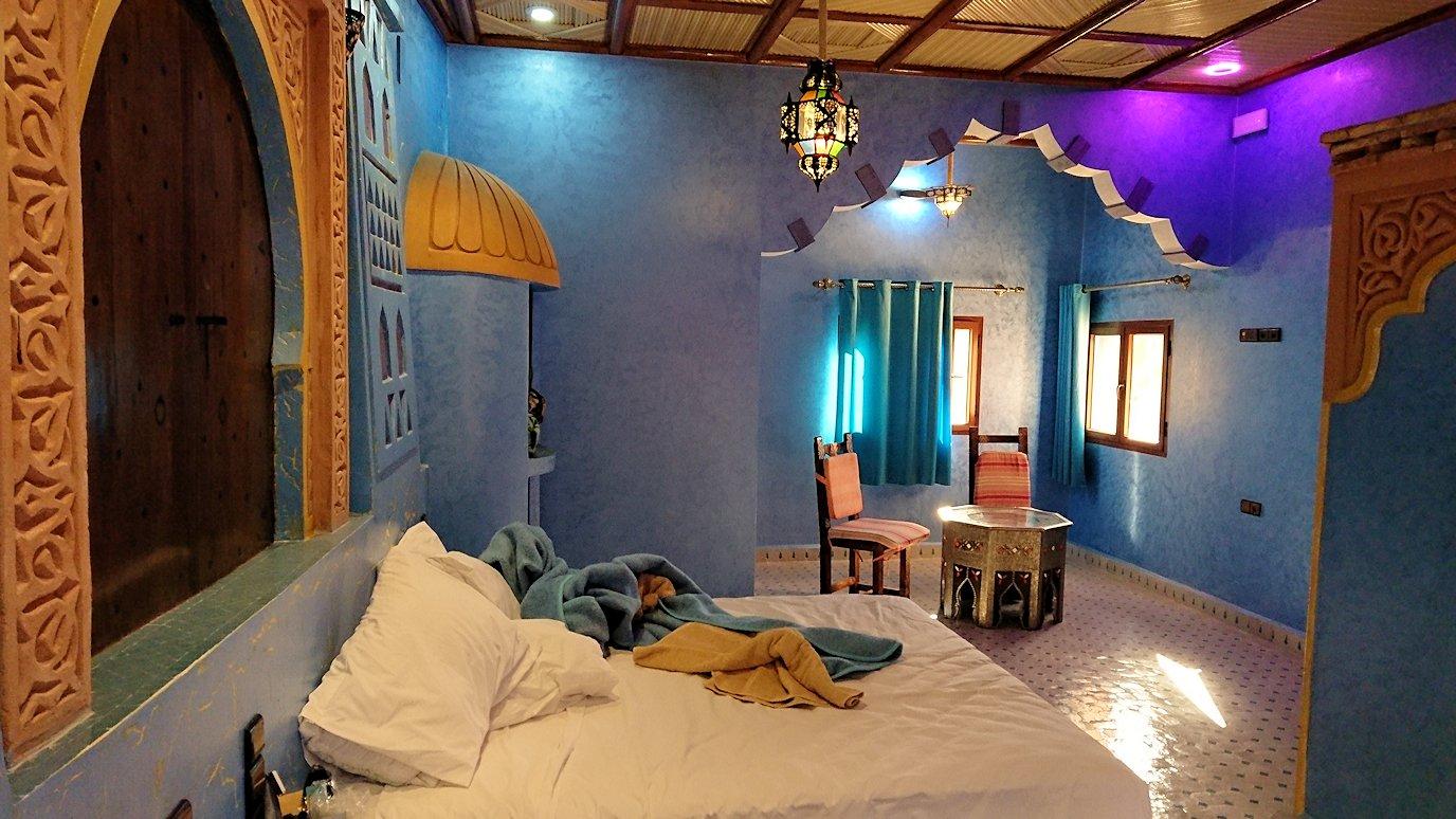 モロッコのメルズーガのホテルに一旦戻る1