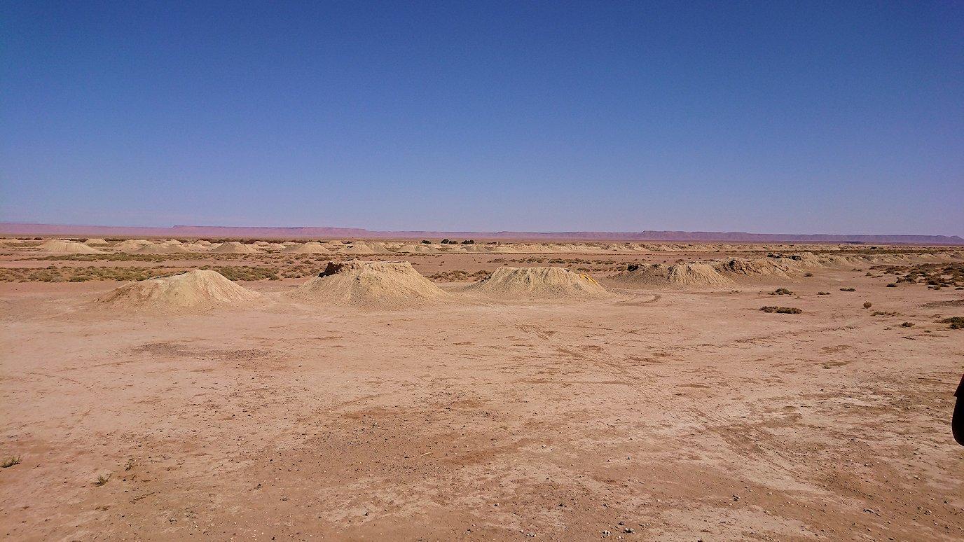 モロッコのカッターラの地下水道溝を見学してみる9