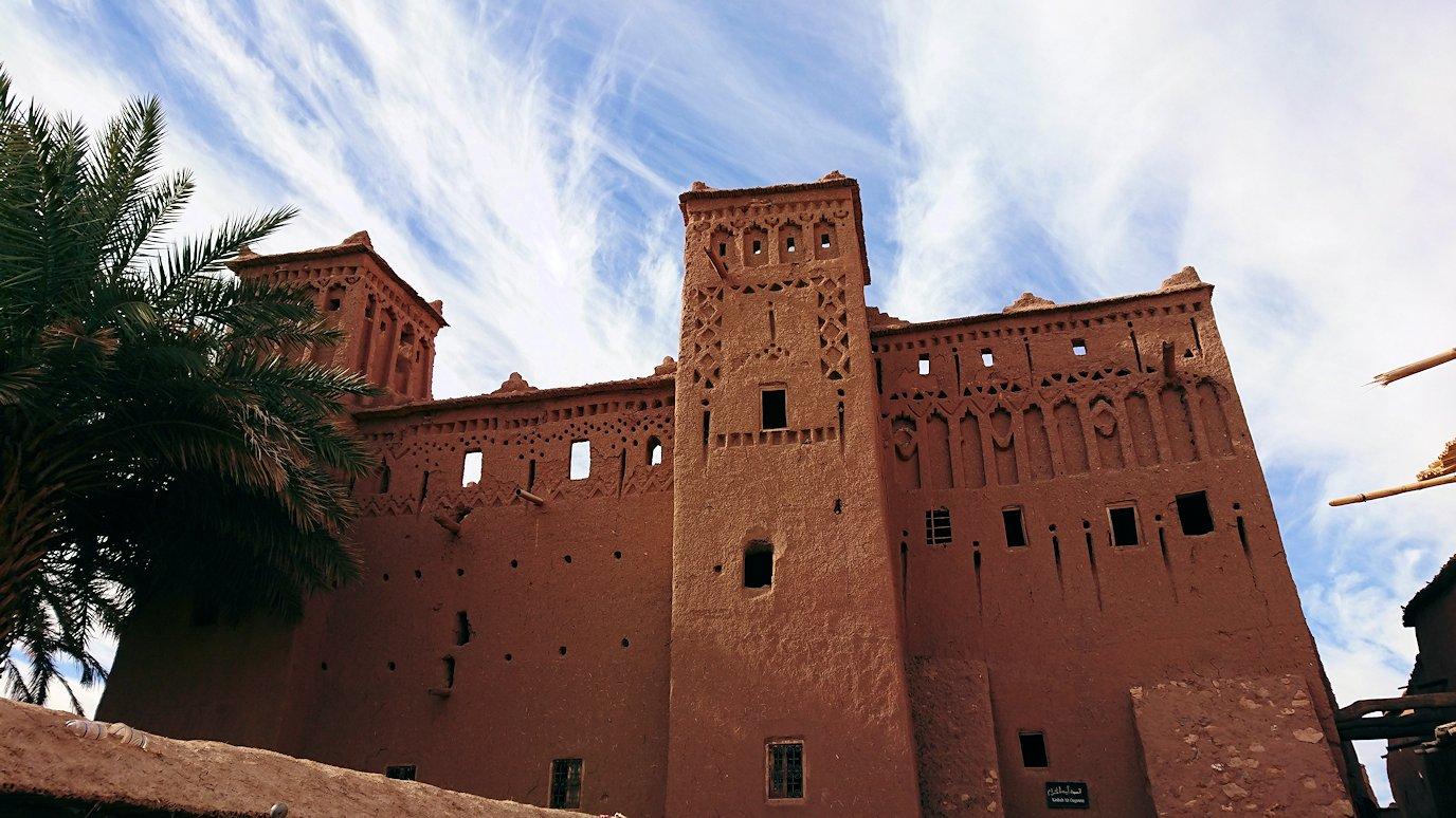 モロッコのワルザザートのアイト・ベン・ハッドゥ内の様子5