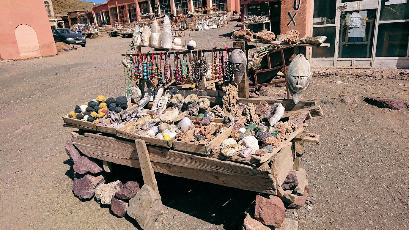 モロッコのティシュカ峠で写真休憩5