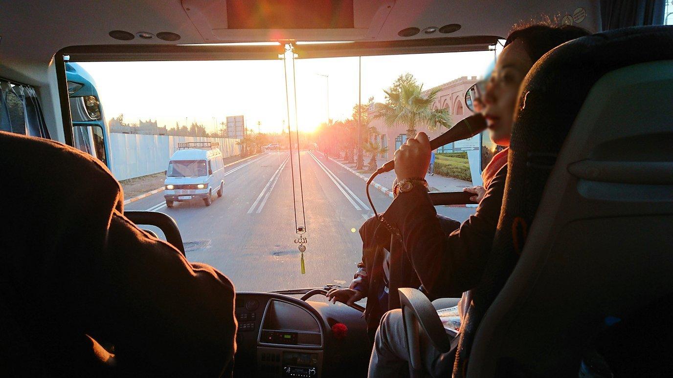 モロッコ旅行最終日の朝は・・・6