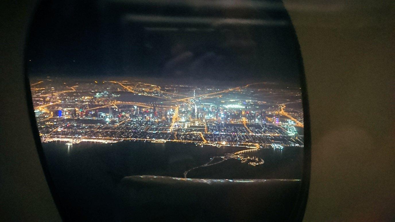 ドバイ国際空港から遂に関西国際空港に向けて出発します5