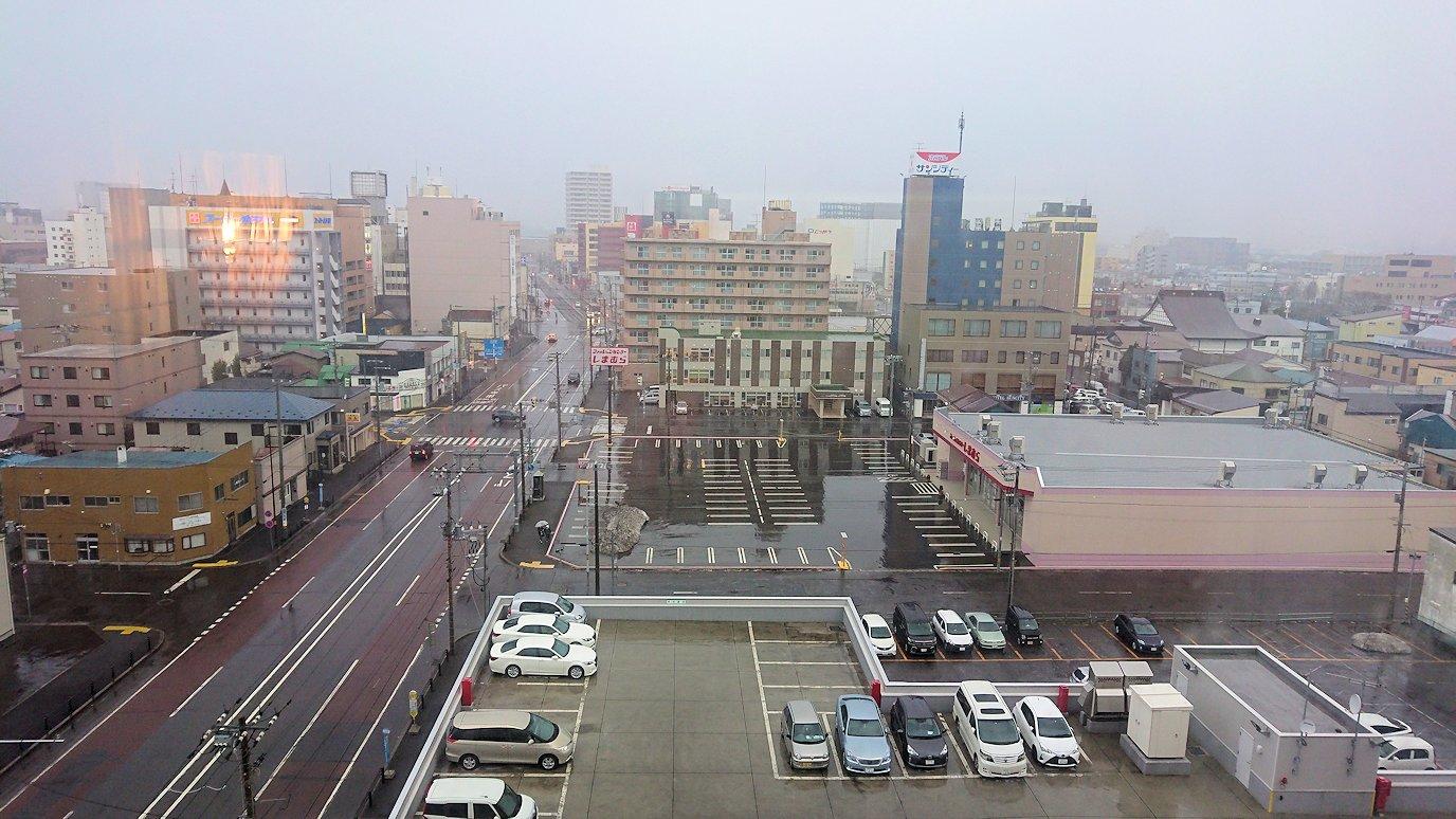 函館2日目の朝は朝食をラッキーピエロにて食べます
