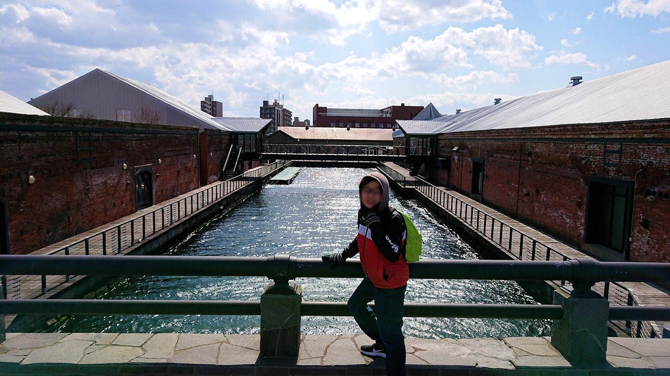 函館最終日は海沿いを歩いて緑の島を目指す2