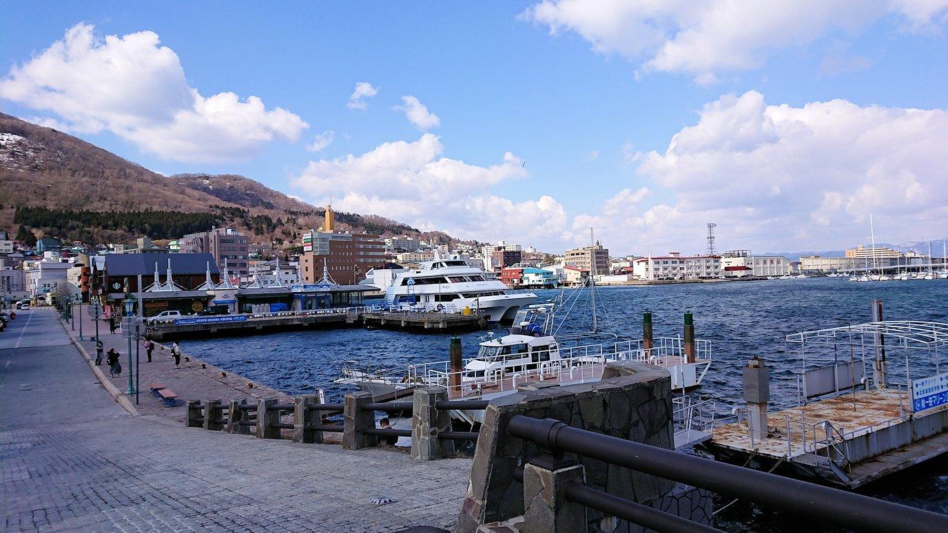 函館最終日は海沿いを歩いて緑の島を目指す3