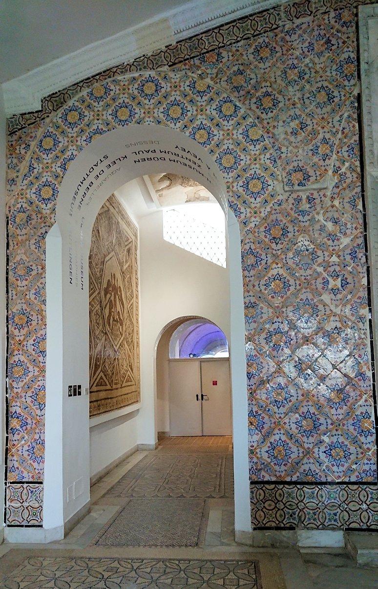 チュニスのバルドー博物館で色んな作品を鑑賞する