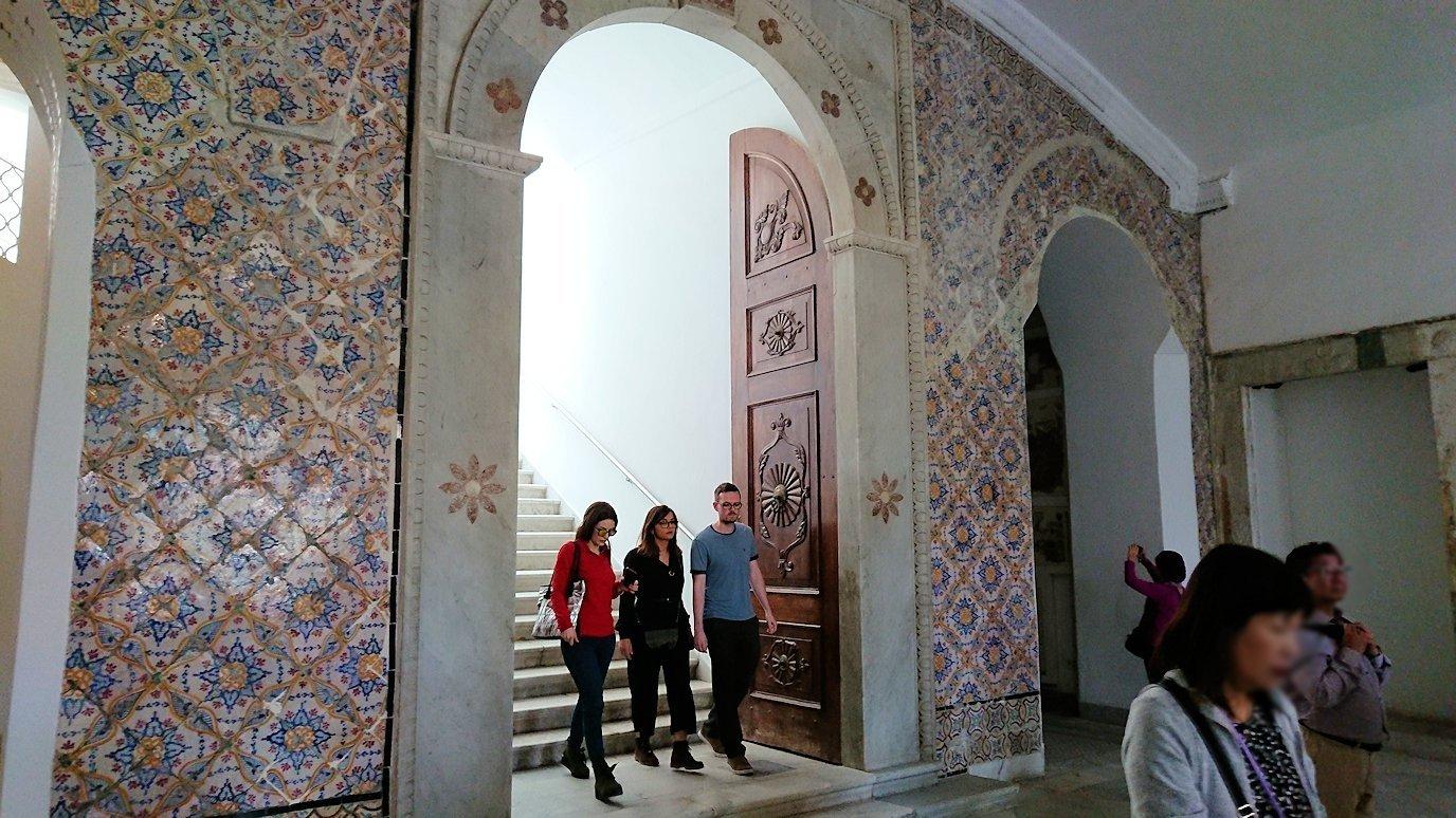 チュニスのバルドー博物館で色んな作品を鑑賞する8