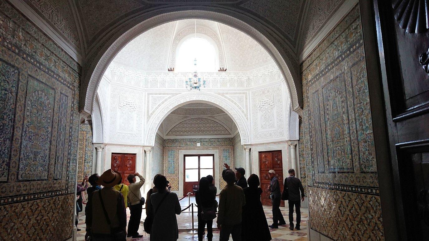 チュニスのバルドー博物館で見学はまだまだ続きます2