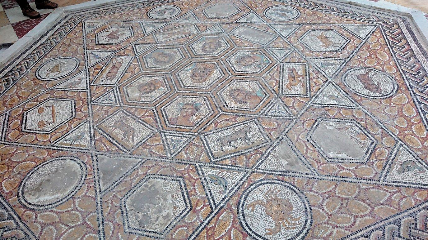 チュニスのバルドー博物館で見学はまだまだ続きます7