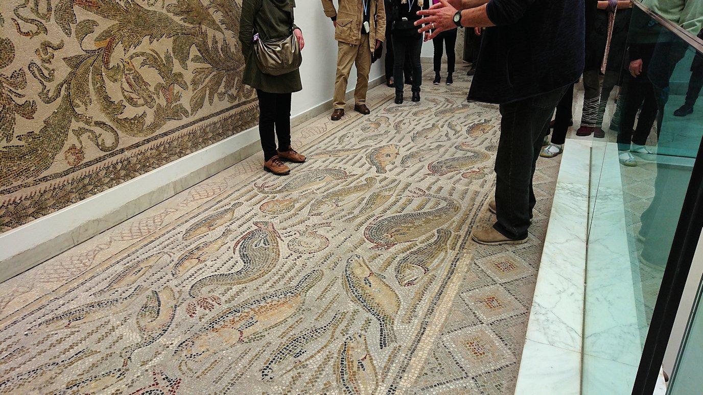 チュニスのバルドー博物館で作品を見て行きます5