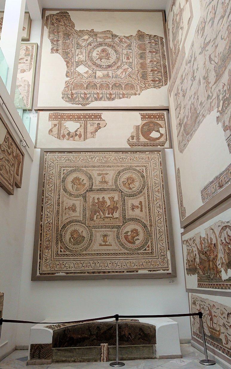 チュニスのバルドー博物館で作品を見て行きます8